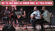 'Üç tel Bir Avaz'la Yola Revan' Ataşehir'de Sahne Aldı