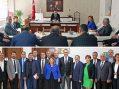Ataşehir Kaymakamı Ertaş'a Muhtarlar Günü Ziyareti