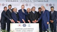 Maltepe MÜ Recep Tayyip Erdoğan Külliyesi Temeli Atıldı