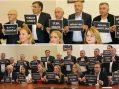 Ataşehir Belediye Meclisi'nde Kadın Şiddete Dikkat Çektiler