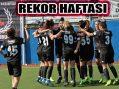 Kadınlar 1.Futbol Ligi Gol Rekoru Beşiktaş ve Yağmur'dan