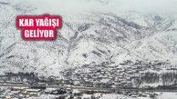 Meteoroloji Uyarmıştı Doğu ve Kuzeyde Etkili Kar Yağışı