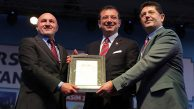 İBB Başkanı İmamoğlu 'Kars Ardahan Iğdır Tanıtım Günleri'nde
