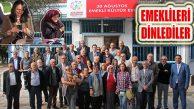 Orhan Çerkez 'Amacımız, Sizlerin Sosyalleşmesi Güzel Vakit Geçirmeniz'