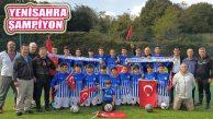 Ataşehir Temsilcisi Yenisahra Spor BAL 23.Grupta Şampiyon