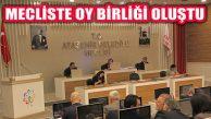 Ataşehir Belediye Meclisi 2019 Yılını Oy Birliğiyle Kapattı