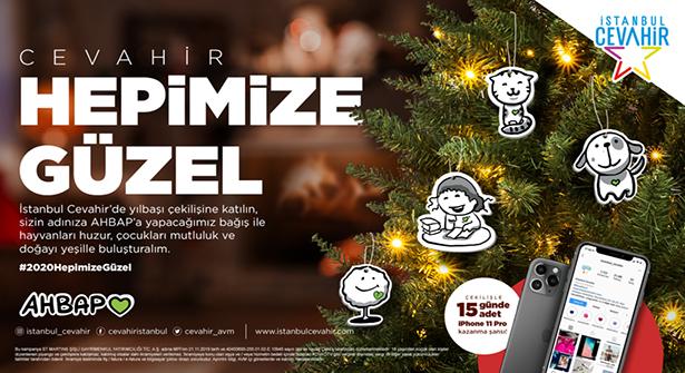 Yeni Yılda İstanbul Cevahir Hepimize Güzel!