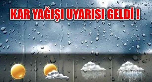 Mayıs Ayı Türkiye Geneli ve Marmara'da Bol Yağışla Geliyor