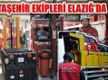 Ataşehir Belediyesi Elazığ Sivrice'ye Ekip ve Yardım Gönderildi