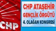 CHP Ataşehir İlçe Gençlik Kolu Kongre Tarihi Açıklandı
