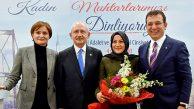 Kılıçdaroğlu, 'Kadın Ağırlıklı Siyasetin Düzeyi, Dili Güzelleşir'
