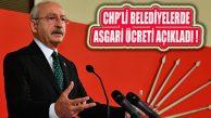 CHP'li Belediyelerde Asgari Ücret 2.500 TL Oluyor