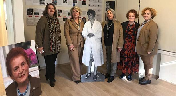 AKK Sağlık Grubu ve ÇYDD'den Türkan Saylan Lepra Anı Evi'ne Ziyaret