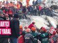 Elazığ Depreminde Can Kaybı: 39, Artçı Deprem: 950