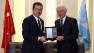 İBB Başkanı İmamoğlu, 24. İlçe Belediyesi Ziyaretini Şişli'ye