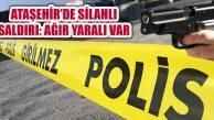 Evinden Çıkarken Silalı Saldırıya Uğrayan Şahıs Ağır Yaralandı