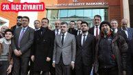 İmamoğlu, 20'nci İlçe Belediyesi Ziyareti Sultanbeyli'de