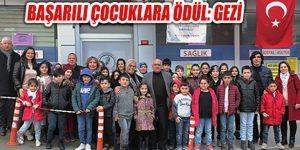 ATABARDER Başarılı Çocukları Gezi İle Ödüllendiriyor