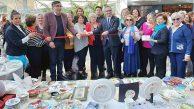 Ataşehir Gönüllüleri Derneği Kursiyerleri Sergisi Açıldı