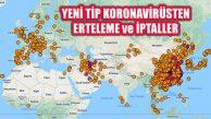 Yeni Tip Koronavirüs Salgını Organizasyonları İptal Ettiriyor