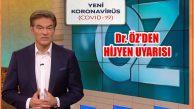 Dr Mehmet Öz: Koronavirüste Evde hijyen nasıl olmalı?