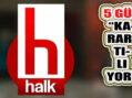 RÜTÜK Kararıyla Halk TV Beş Gün Karartılıyor!