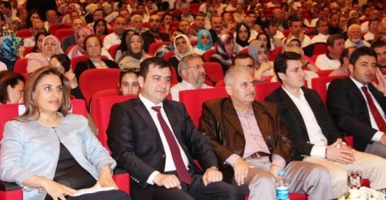 Ak Parti Ataşehir'de Bakan Binali Yıldırım'lı Danışma Meclisi