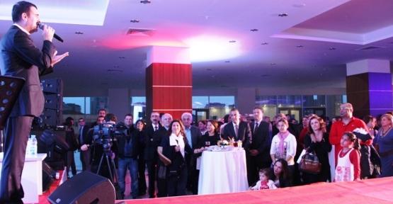 Ataşehir'de 8 Mart Kutlamalarında Coşkulu Final