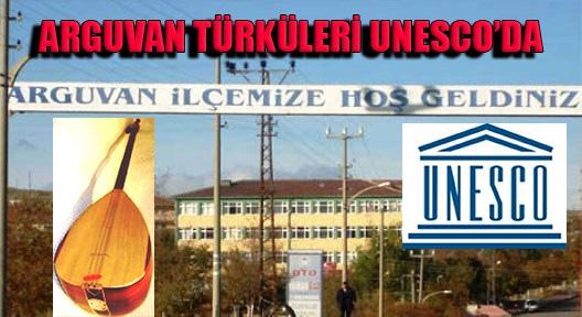 Arguvan'ın Türküleri UNESCO Listesinde