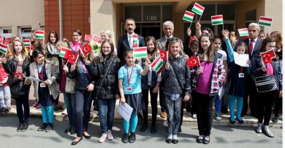 23 Nisan'ın Misafir Çocukları Ataşehir'e Geldi