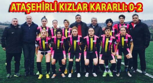 ATAŞEHİR'İN SULTANLARI KARARLI!