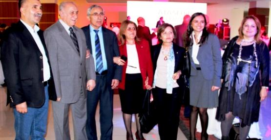 Ataşehir'de Avukatlar Günü Kutlandı