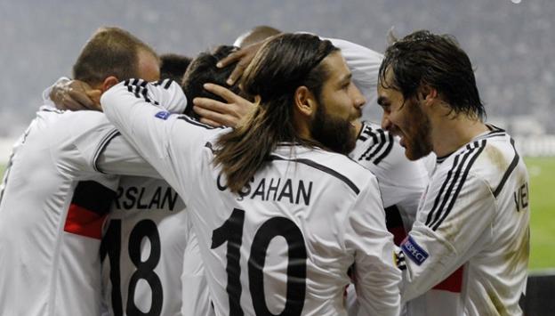 Beşiktaş Liverpool karşısında tarih yazdı