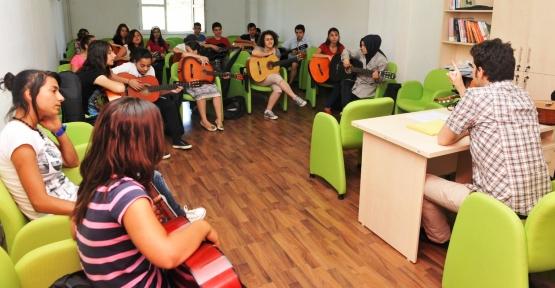Kültür-Sanat ve Eğitim Kursları'nda kayıtlar başlıyor