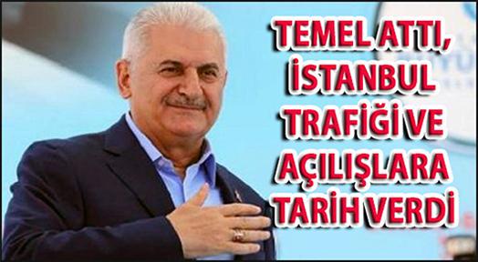 7 TEPELİ İSTANBUL'A 7 ESERİN TARİHİNİ VERDİ