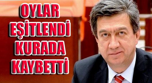 """KADİR GÖKMEN ÖĞÜT """"PM""""Yİ KURADA DA KAYBETTİ"""