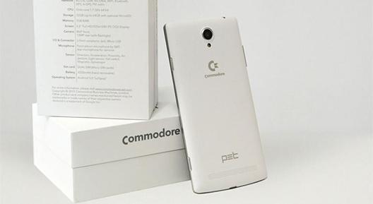 Commodore efsanesi akıllı telefonla geri dönüyor