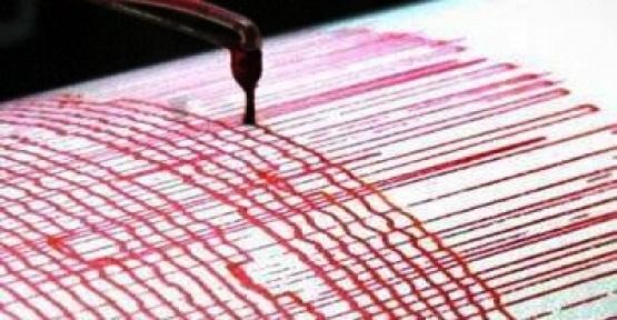 Ege Denizi Bozcaada Merkezli 6.2 Deprem