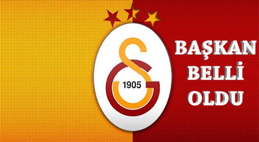 Galatasaray'da Başkan Durgun Yarsuvat Oldu