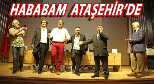 HABABAM SINIFI OYUNCULARI ATAŞEHİR'DE