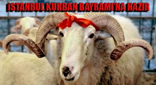 İstanbul Huzurlu Bayrama Hazır