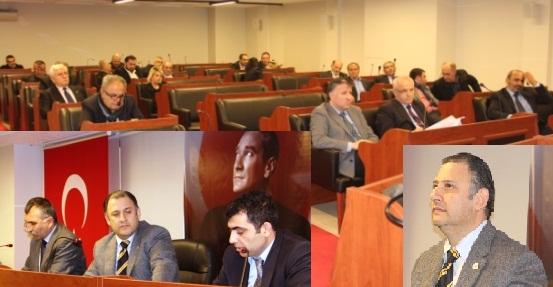 Ataşehir Belediye Meclis Toplantısı yapıldı