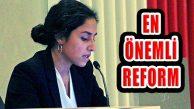 'Seçme Seçilme' Kadın Hakkına Yönelik Önemli Reform