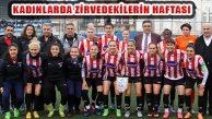 Kadın Futbolunda Yenilgisizler Ataşehir'de Karşılaşacak