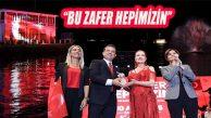 Zafer Bayramı İstanbul'da Bir Başka Coşkuyla Kutlandı