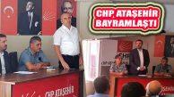 CHP Ataşehir İlçe Örgütü ve Partililer Bayramlaştı