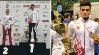 Ümraniyeli Kick Box Sporcusu Avrupa Şampiyonu Oldu