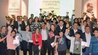 Ataşehir Belediyesi Satranç Şampiyonlarını Ödüllendirdi