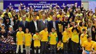 İBB 'Heyecanları Engel Tanımayan' 250 Özel Sporcuyu Ağırladı