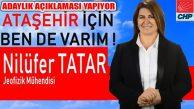 CHP Ataşehir'de Sürprizi Aday: Ali Tatar'ın Eşi Nilüfer Tatar